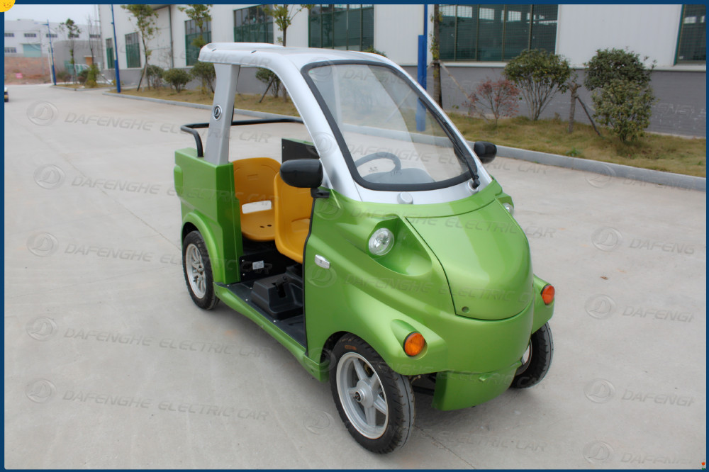 Made In China Base Price Mini Electric Car