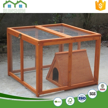 Guinea Pig Hutch Wooden Rabbit Cage Rabbit House Designs Buy