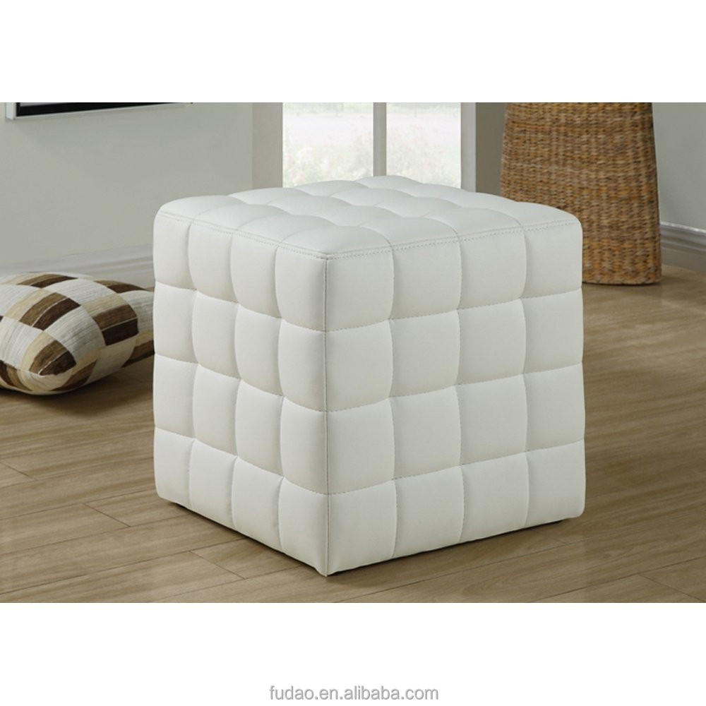 Groovy Cube Footrest Room Tufted Footrest Leather Ottoman View Hot Sell Modern Ottoman Fuisland Product Details From Anji Fuisland Furniture Industry Co Andrewgaddart Wooden Chair Designs For Living Room Andrewgaddartcom
