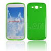 Popular Candy Solid Color Jelly Plain TPU Case for Galaxy Mega 5.8 i9150 i9152