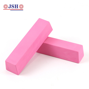 Aluminum oxide pink polishing compound polishing wax for stone/acrylic