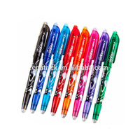 High quality cheap price erasable pens white gel pen Fine Point