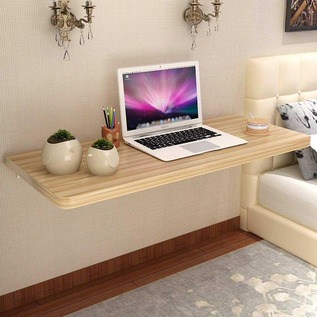 Mmdp Wall-mounted Folding Table Dining Table Wall Table Home Simple Computer Desk Side Table 6 Sizes Optional (Size : 50cm30cm)