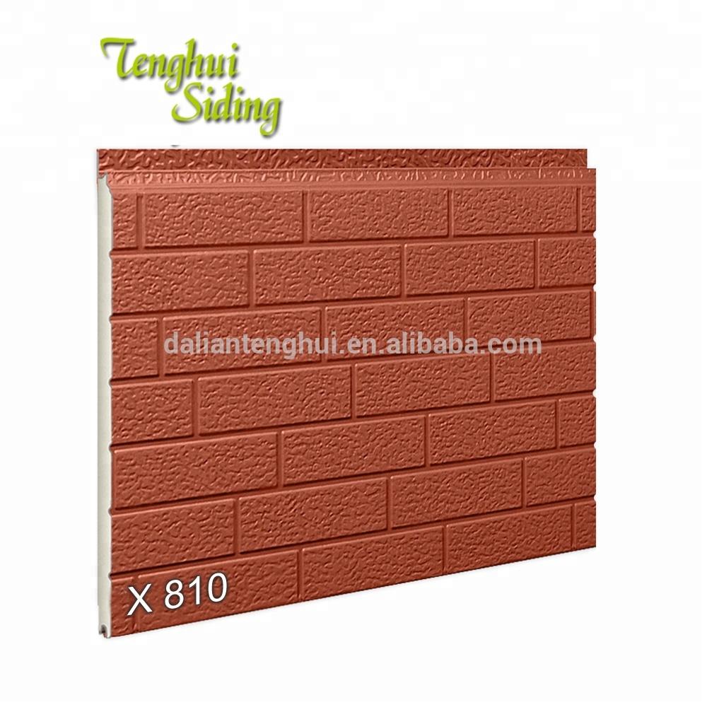 Lightweight Construction Materials Exterior Metal Wall Panels