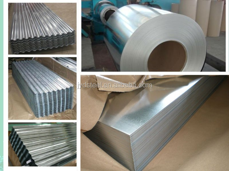 Galvanized Iron Sheet For Roofing Corrugated Iron Sheet