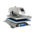 factory direct slide out auto open pneumatic sublimation heat press transfer printing machine