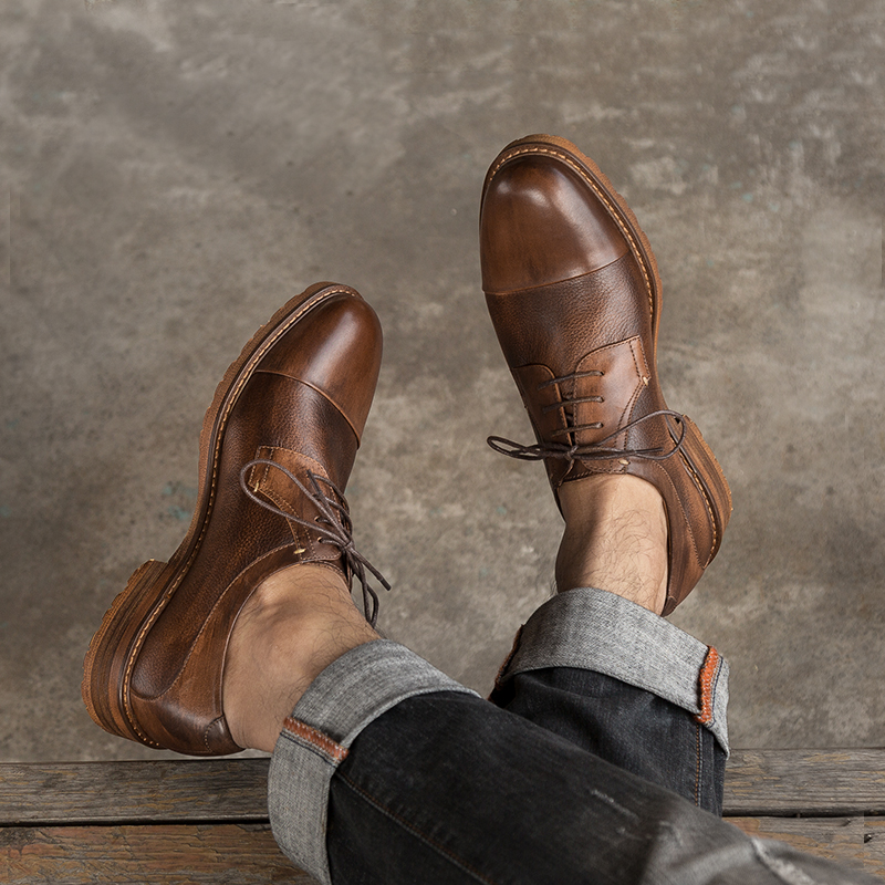 footwear Fashion design leather man wholesale OEM shoes china 8qz6Tq7wY