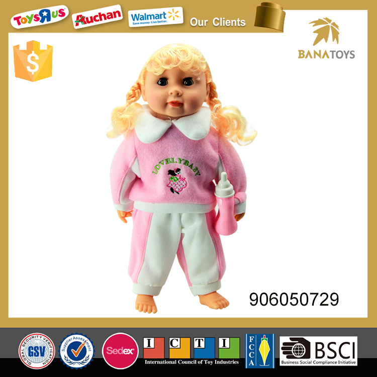 Non-toxic,Vinyl Material and Model Toy Style Baby <strong>Doll</strong>