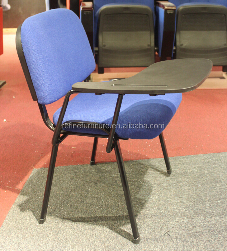 Tremendous Stackable Fabric Lecture Chair With Writing Pad Rf T003 Buy Lecture Chair Lecture Chair With Writing Pad Lecture Room Chair With Writing Pad Product Pdpeps Interior Chair Design Pdpepsorg