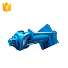 Vertical Submerged Tailing Pond Centrifugal Slurry Pump