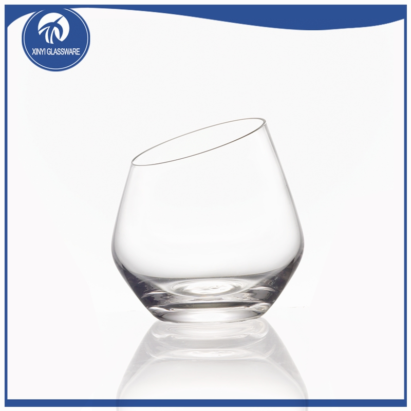 31528b07a09 Wholesale Personalized Angled Rim Red Wine Glass From Factory - Buy ...