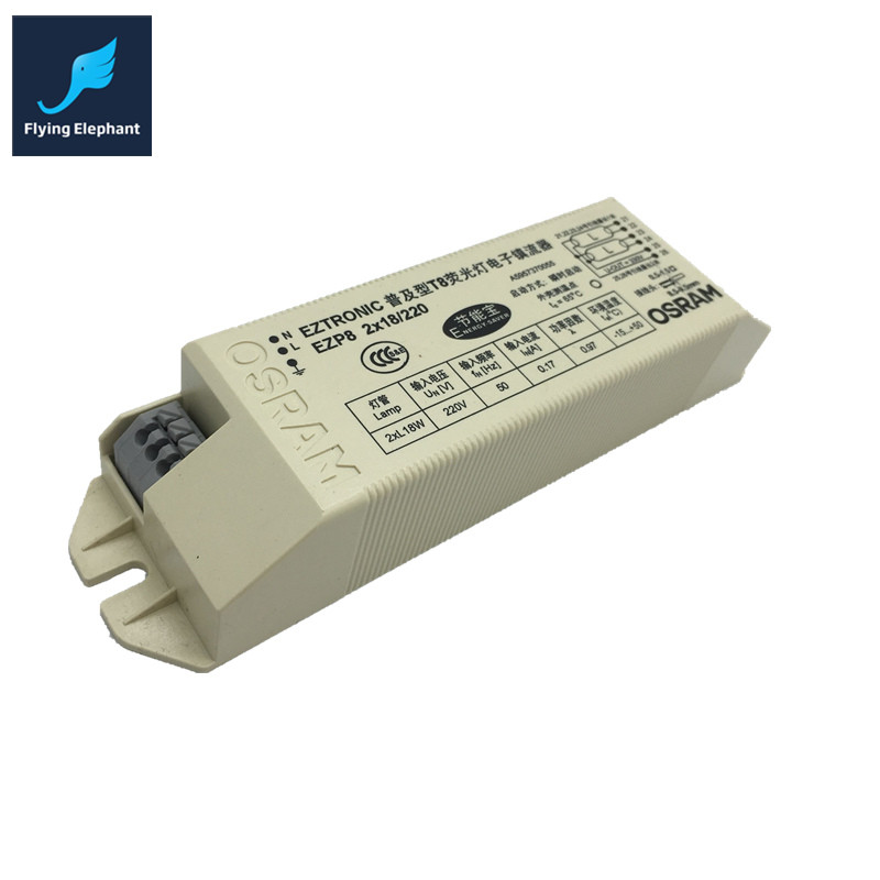 12 Volt Fluorescent Light Ballast: 198 264V AC 2X18w Wide Voltage T8 Electronic Ballast