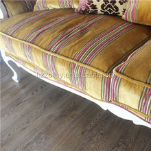 Hangzhou french style furniture manufacturer sleeping sofas and loveseats