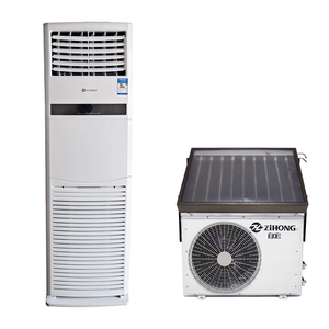 18000btu solar powered air conditioners home, hybrid solar split air conditioning system