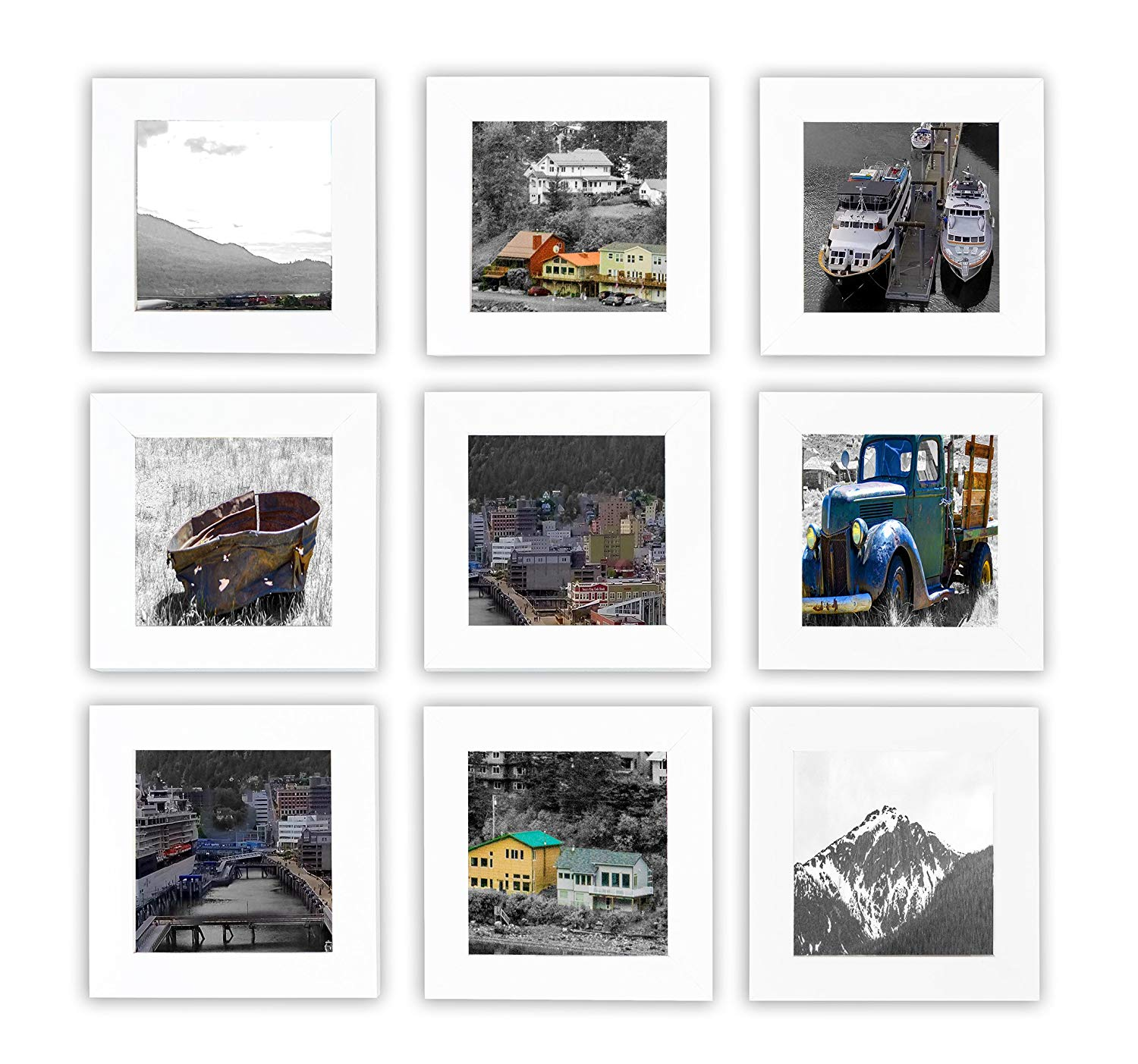 Cheap Square Picture Frames 4x4, find Square Picture Frames 4x4 ...