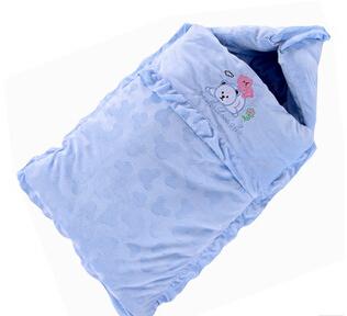 Зимой толстые winderproof новорожденный конверт одеяло детские спальные мешки детские Sleepsacks в коляска детская ребенок Fleabag мешок ребенка