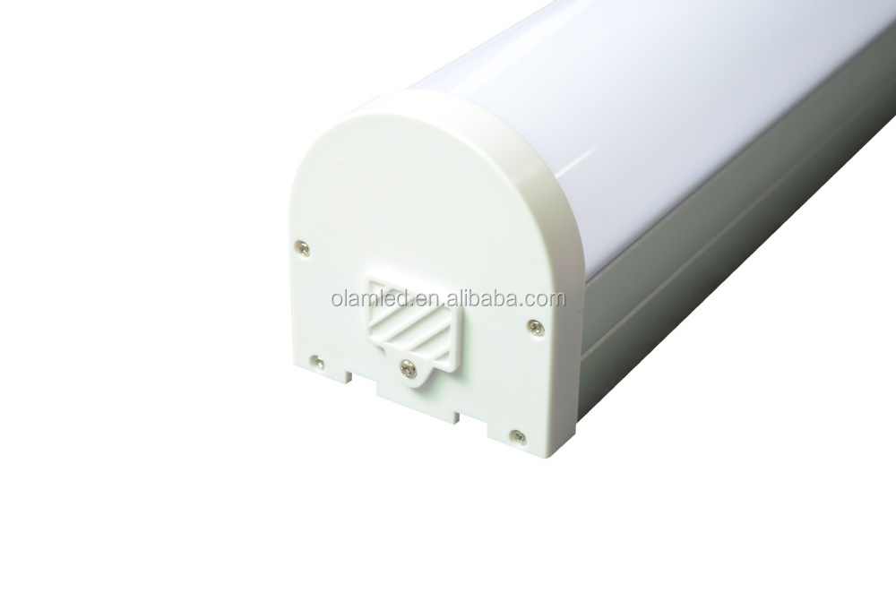 1200mm Led Linear Lighting Fixture With 180 Degree Beam Angle 2700 ...
