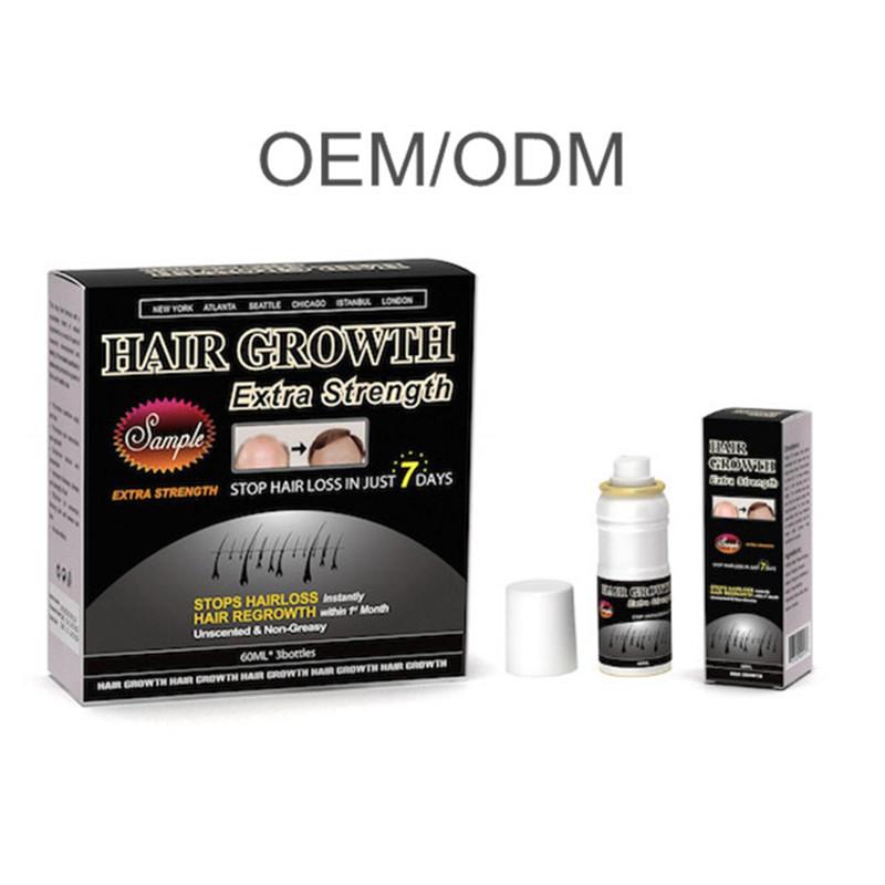 Werden Sie zum exklusiven Vertriebshändler für Bartwuchsmittel für private Marken und Haarwuchsmittel
