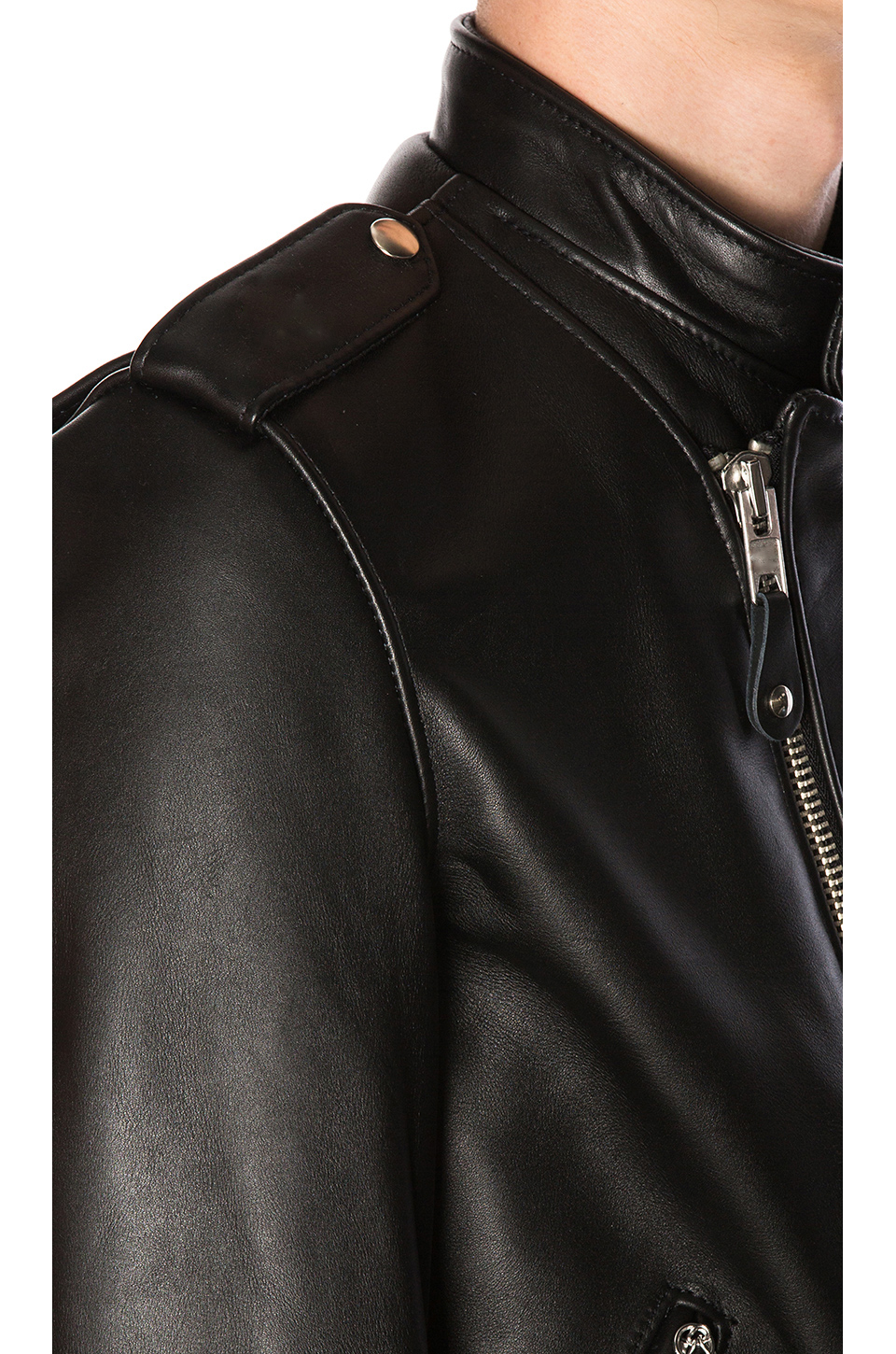 2019 mens new fashion cool style man PU leather winter jacket with high quality