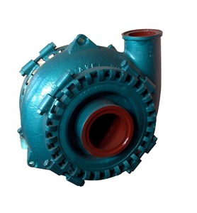 heavy duty anti-wear horizontal water pump set