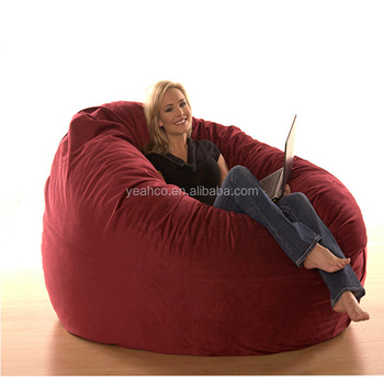 Admirable Soft Micro Fiber Cover Foam Furniture Bean Bag Big Sofa Chill Sack Bean Bag Chair Buy Beanbag And Large Lounger Big Sofa Lounger Coach Lazy Beanbag Andrewgaddart Wooden Chair Designs For Living Room Andrewgaddartcom