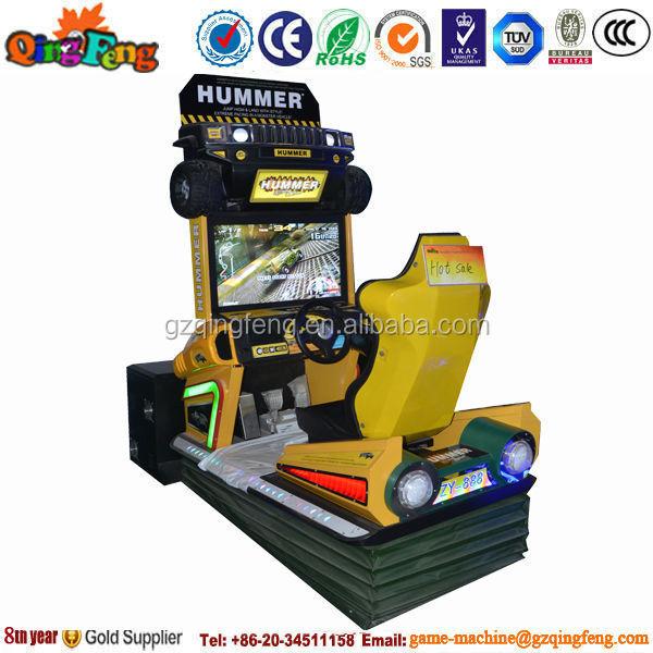 Qingfeng Hot Sale In Europe F1 Simulator Arcade Games Car Race ...