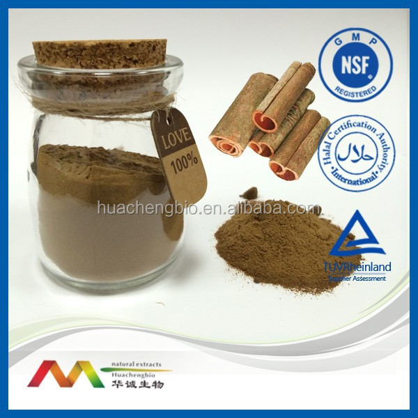 Best Price NSF&ISO Natural Cinnamon Extract Powder