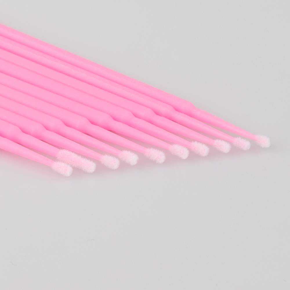 Disposable Accessories Micro Lash Wand Eyelash Removal Stick Brushes