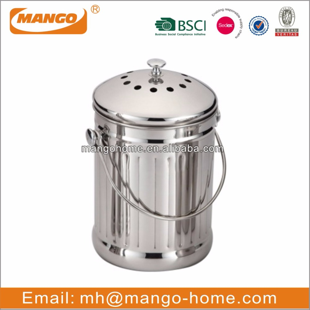 Hot Sale Free Standing Stainless Steel Kitchen Roll Holder