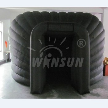 indoor inflatable photo booth,inflatable movie theatre, inflatable vocal booth tent
