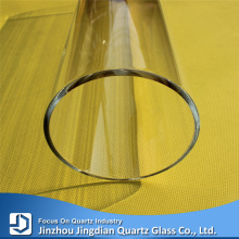 Clear quartz glass tubing, borosilicate glass tube
