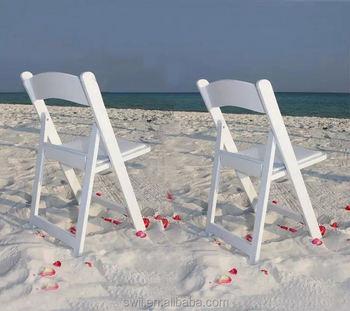 Sedie In Legno Pieghevoli Usate.Sedia Pieghevole Fold Up Spiaggia Sedia Vendita Calda Bianco Usato
