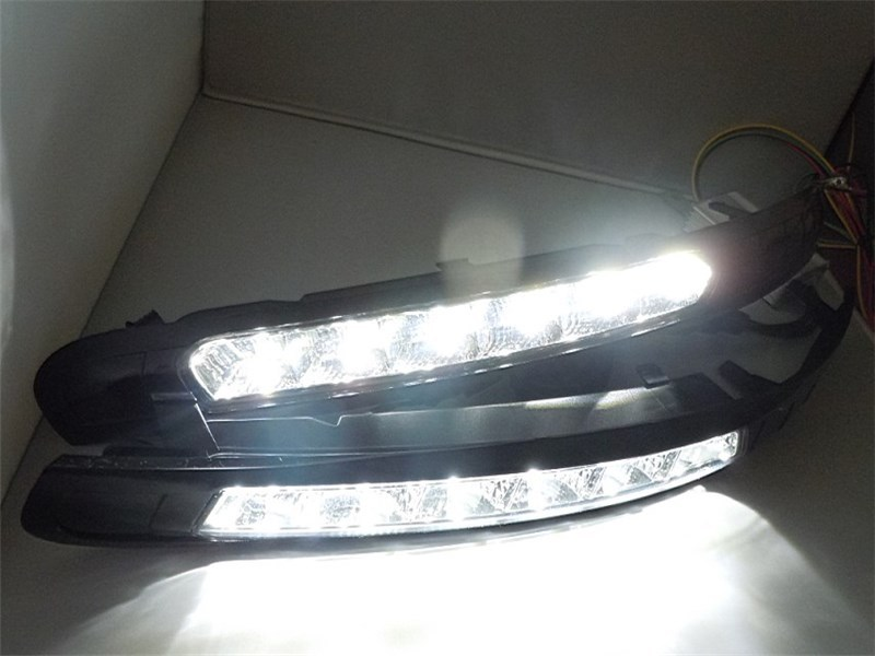 For Philips Led Daytime Lights Led Drl For Buick Gl8 2011 2015 Led