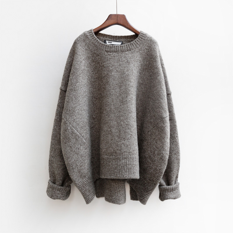 e80f7c8ae84d Get Quotations · Wool Women Knitted Sweaters And Pullovers Fashion 2015  Autumn Bat Sleeve Turtleneck Sweater Cute Winter Women