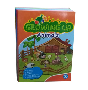 Printed With Soy Ink Paper Growing Up Kids Audio Book Talking Pen