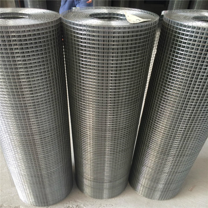cheap small mesh 1/8 1/4 3/8 1/2x1/2 3/4 x 3/4 1x1 1x2 2x2 ms galvanized gi welded wire mesh fence roll prices sizes and weight