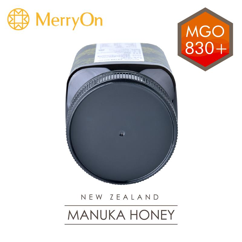 MerryOn - anti-bacterial hot sale gold mgo 830 250g good quality natural bee honey for wholesales