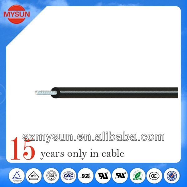 18awg high voltage electrical cable with cover of silicon