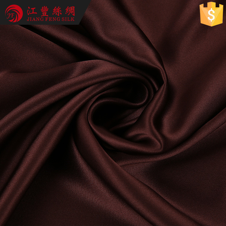 G1 2017 Most Hot Selling Charmeuse Silk Fabric For Bedding Design
