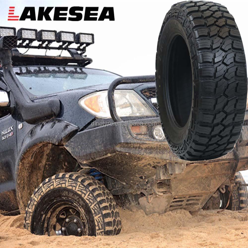 lakesea crocodile 4x4 terrain de boue pneus 265 75r16 4x4 pneu hors route extr me pneu 285 75r16. Black Bedroom Furniture Sets. Home Design Ideas