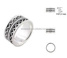 Punk Casting ring 316L Stainless Steel Class Black Antique Masonic Jewelry ZZR007