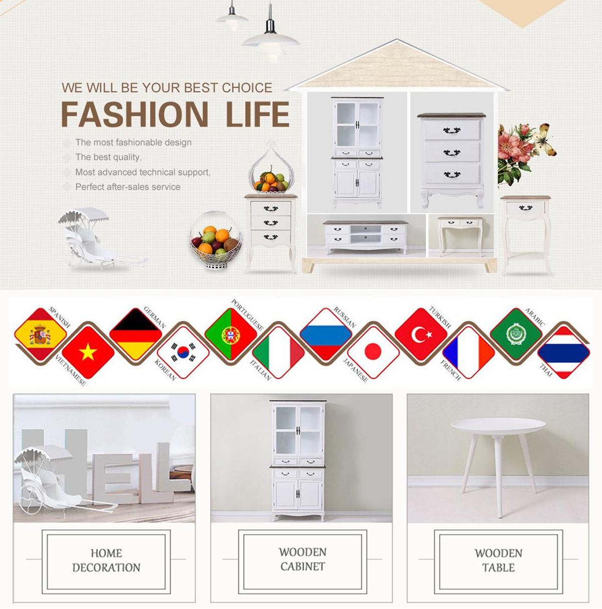 Taizhou Rainbow I E Co Ltd Wooden Furniture Wooden  # Modele Table Tele En Fer Forge