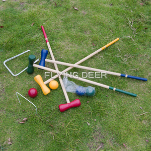 Quality Croquet Sets Supplieranufacturers At Alibaba