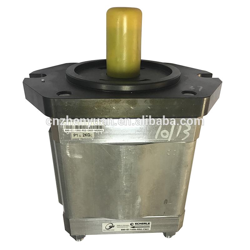 top quality ECKERLE hydraulic gear pump 890-EI-1250