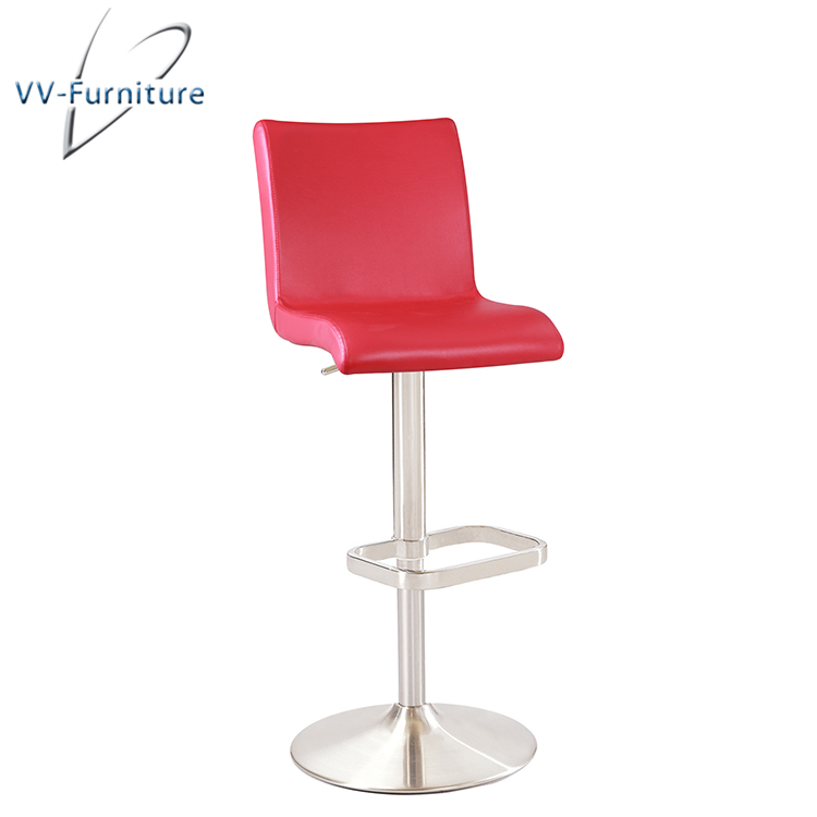 Outstanding Vv Red High Swivel Chrome Kitchen Breakfast Bar Stool Buy Breakfast Bar Stool Kitchen Stools Kitchen Stools Bar Product On Alibaba Com Gmtry Best Dining Table And Chair Ideas Images Gmtryco