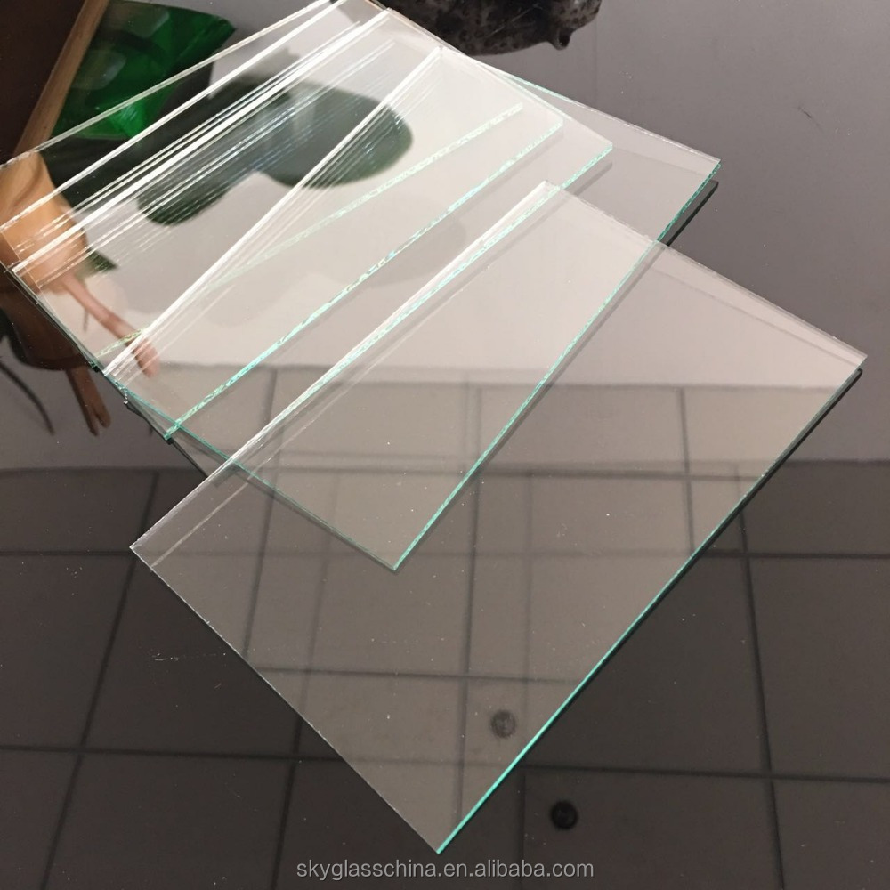 Cutting size small tempered glass deck panels cheap price
