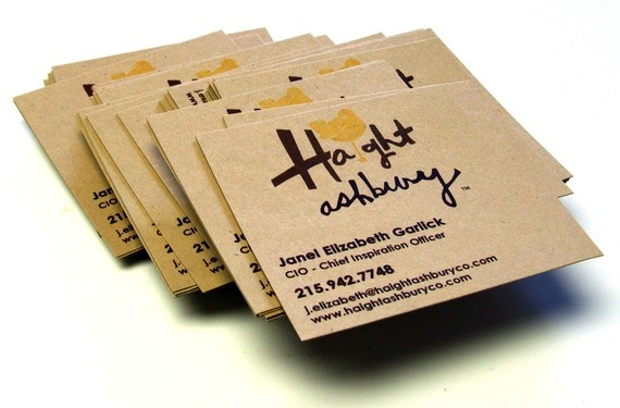 Custom Recycled Paper Business Card With Hd Printing - Buy ...