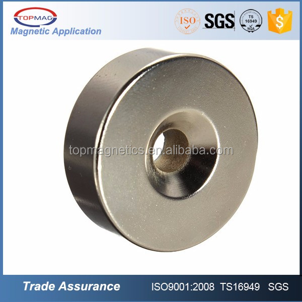 well holding neodymium magnets for bags
