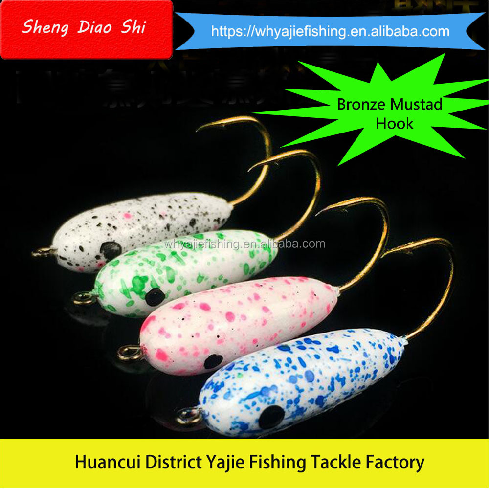 Free Samples !!! 2017 New Design Silicone Soft Free Fishing Tackle Samples Lure With Best Quality