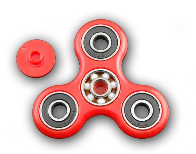 Hot sale long time fidget spinner with high speed, stress fidget spinner toy